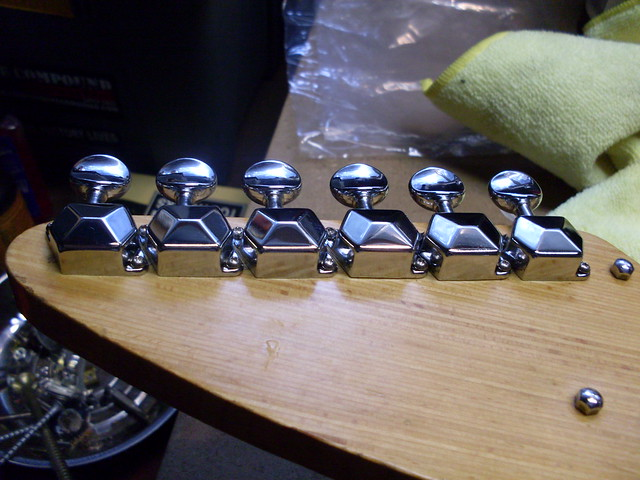 Photo:New Tuners Back (2) By Roadside Guitars