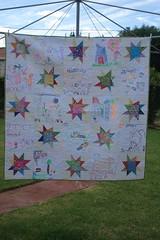 bushfire quilt 1