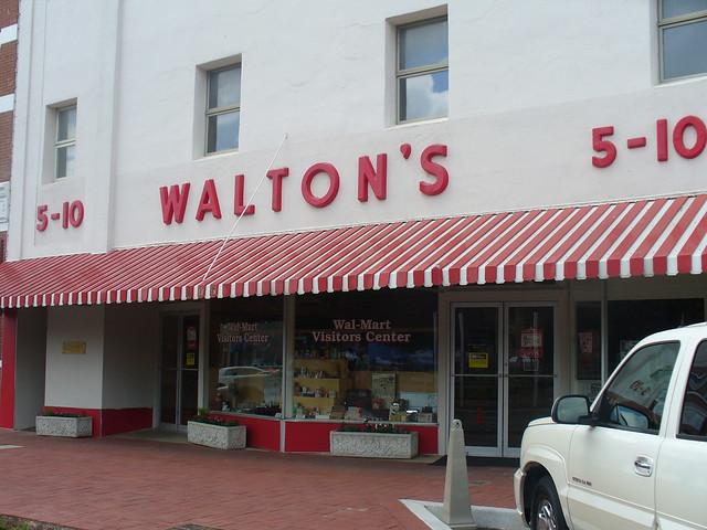 Walton's 5 & 10