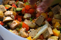 meat(0.0), produce(0.0), ratatouille(0.0), panzanella(1.0), salad(1.0), vegetable(1.0), food(1.0), dish(1.0), caponata(1.0), stuffing(1.0), cuisine(1.0),