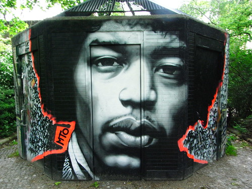 Jimi Hendrix remastered by MTO