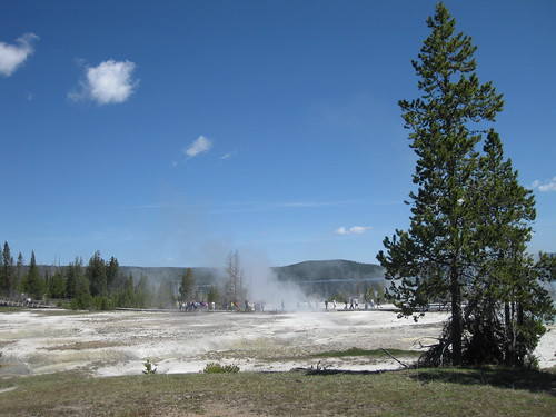 3634531960 c400b5462c West Thumb Geyser Basin from Afar