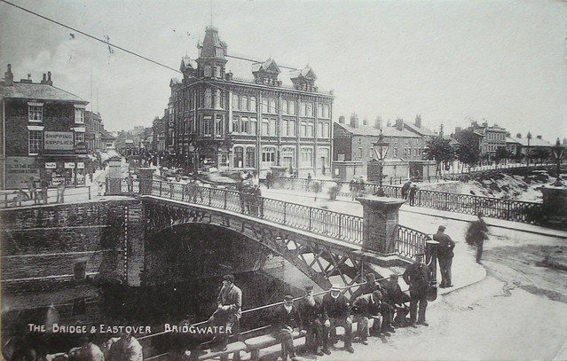 Bridgwater 1921, by CarolineLD. Image used under Creative Commons licence, click pic for linl.