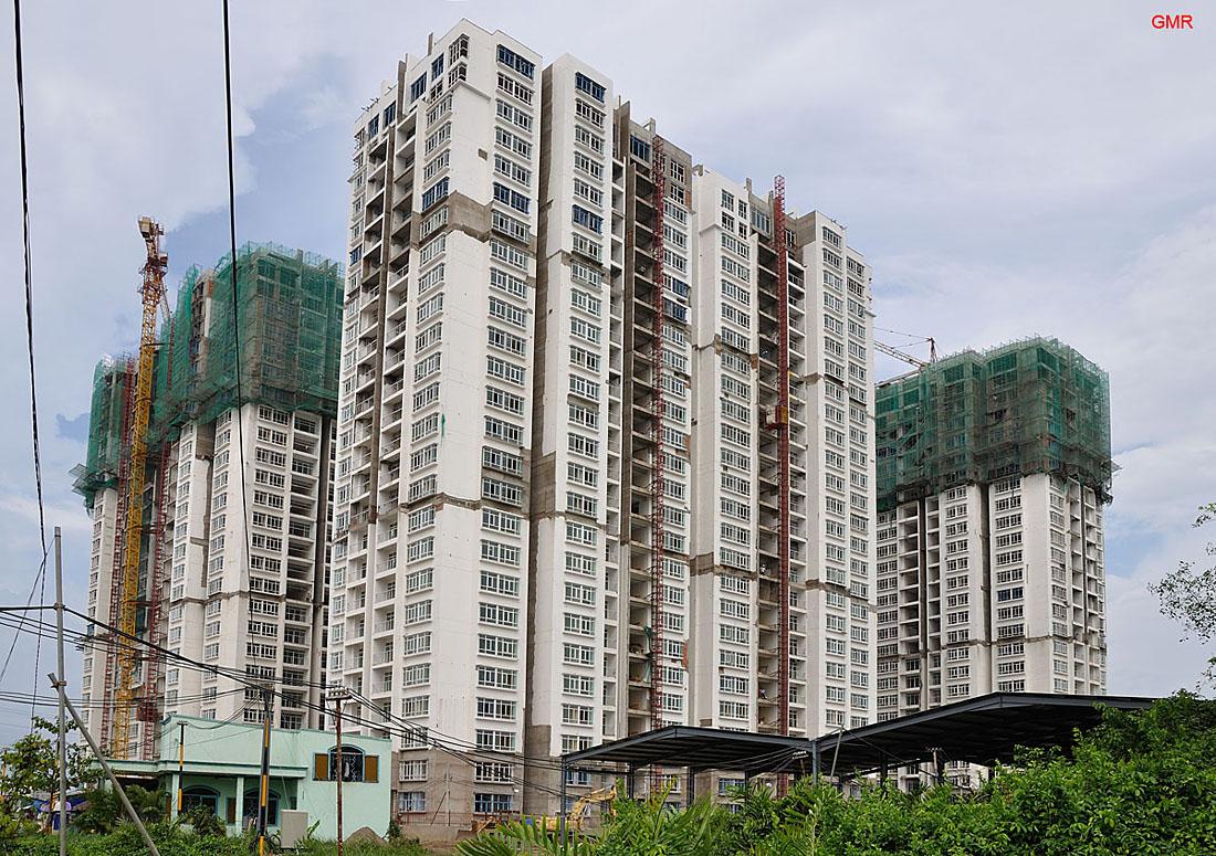 Hcm city apartment market second wave of big sales kick for Big city apartments