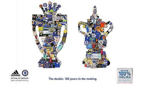 Chelsea - The Double - The Adidas Advert