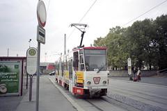 2003-10-02 Zwickau Tramway Nr.945 by beranekp