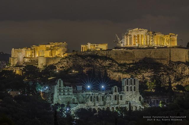Τhe center of culture...Αθήνα