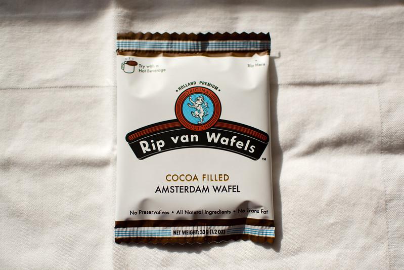 Cocoa Rip Van Wafels