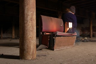Sleaford Bass Maltings - The Ghost Of Sjbmuse