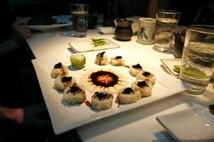 john's fancy sushi order    MG 5944