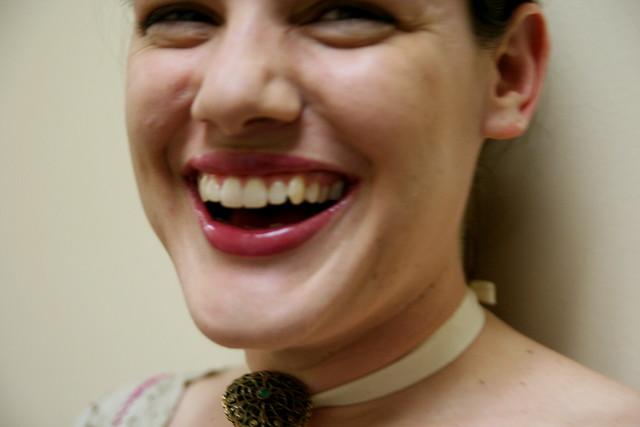 Laughing Woman Boston Marriage IMG_5084