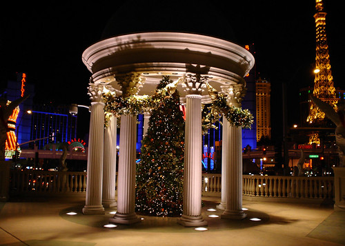 Christmas at Caesars Palace (Las Vegas, NV)