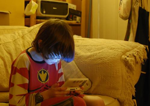 Nintendo glow