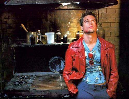 Brad Pitt   Tyler Durd...