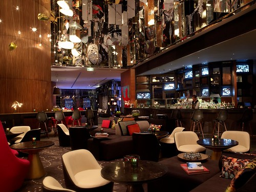Exceptional W Hotel Hong Kong Living Room (lobby Lounge Bar) Part 21