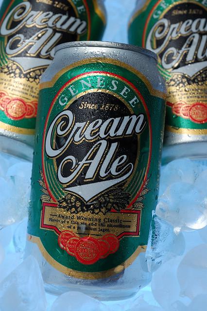 Genny Cream Ale Flickr Photo Sharing