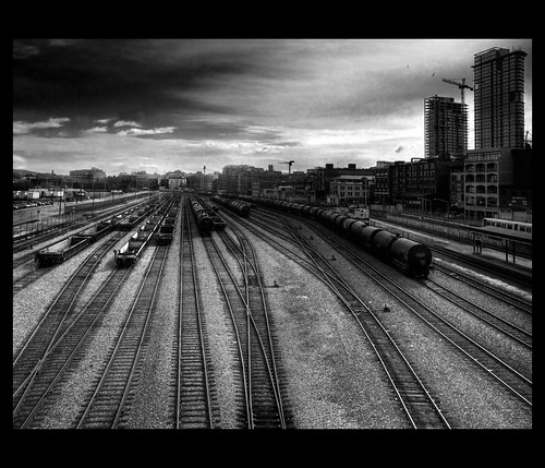 Gastown Railyards