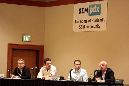 SEM PR panel   sempdx searchfest 2009    MG 9544