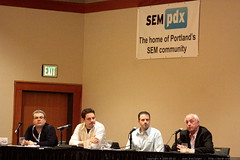 SEM PR panel   sempdx searchfest 2009    MG 9544