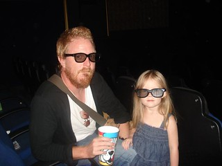 watching it in 3d