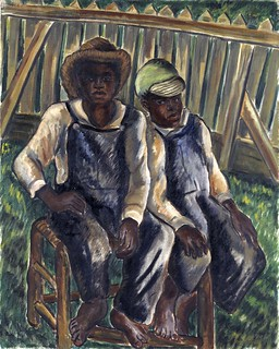 Malvin Gray Johnson: Brothers, 1934
