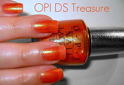 OPI DS Treasure
