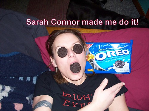 Sarah Connor made me do it again!