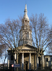 St Leonard's Church, Shoreditch