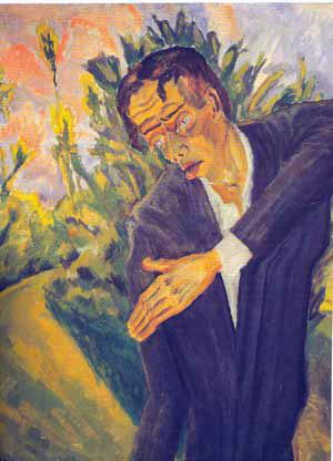 Heckel, Erich (1883-1970) - 1917 Roquairol