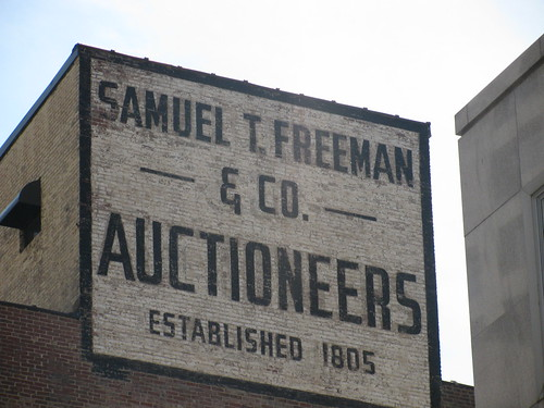 Samuel T. Freeman & Co. Auctioneers,  Philadelphia, PA | by las - initially