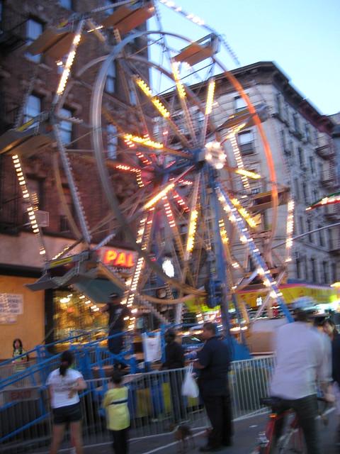 San Gennaro Festival, Little Italy, New York City