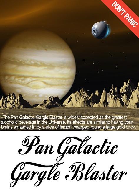 pan galactic gargle blaster