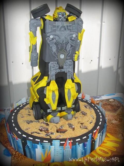 Vuttercream Wedding Cake