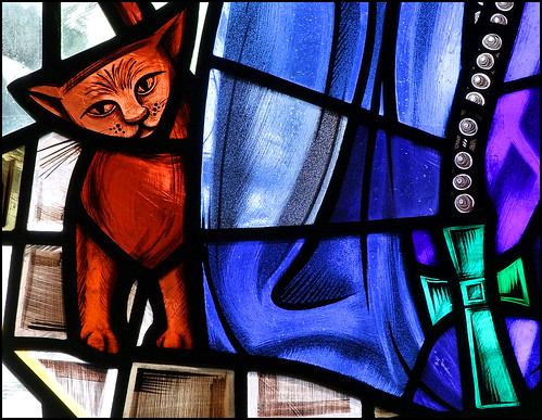Julian of Norwich's cat