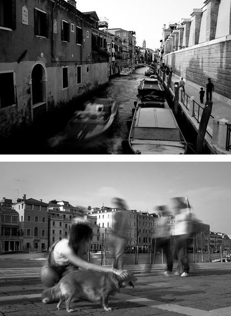 motion in Venice