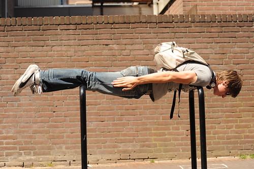 Planking Arnhem