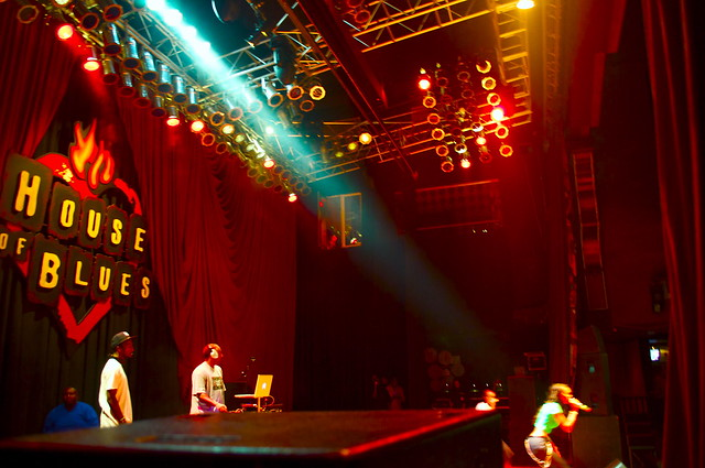 Myrtle Beach Rocks the Mic at House of Blues
