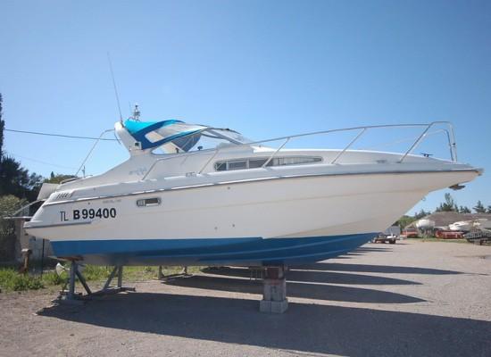 Yacht Images: SEALINE SEALINE 270 SENATOR 1991. Provence Côte D'azur, France