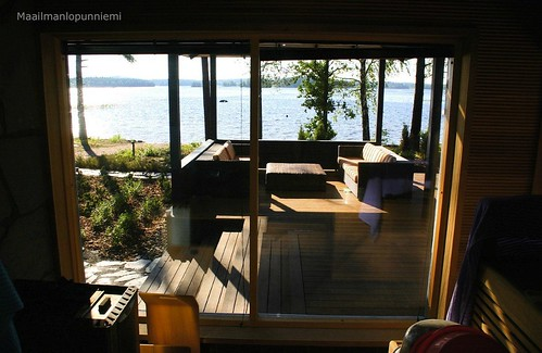 beach design villa rent sauna mikkeli ranta saimaa huvila vuokrattavana maailmanlopunniemi