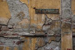 Facade Falling Apart