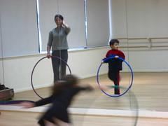 ballet class video