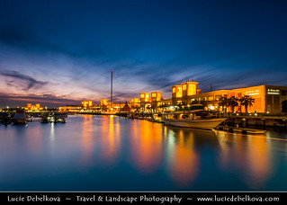 Kuwait - Places to shop - Souq Sharq after Sunset