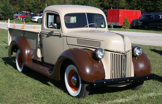 1941 ford 3 4 ton pickup flickr photo sharing. Black Bedroom Furniture Sets. Home Design Ideas