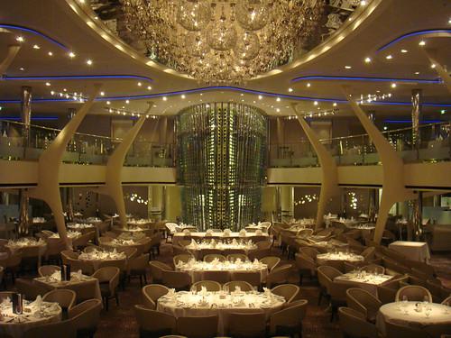Celebrity Solstice. Adam Tihany. Restaurant. Grand Epernay.