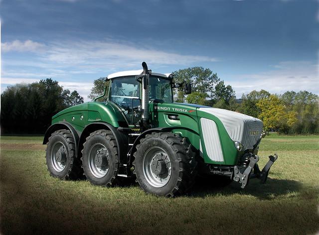 Ci gniki rolnicze fendt trisix vario traktory tractors flickr photo sharing - Image tracteur ...
