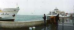 istanbul under the rain