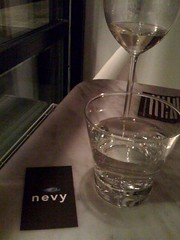 Dinner at Nevy