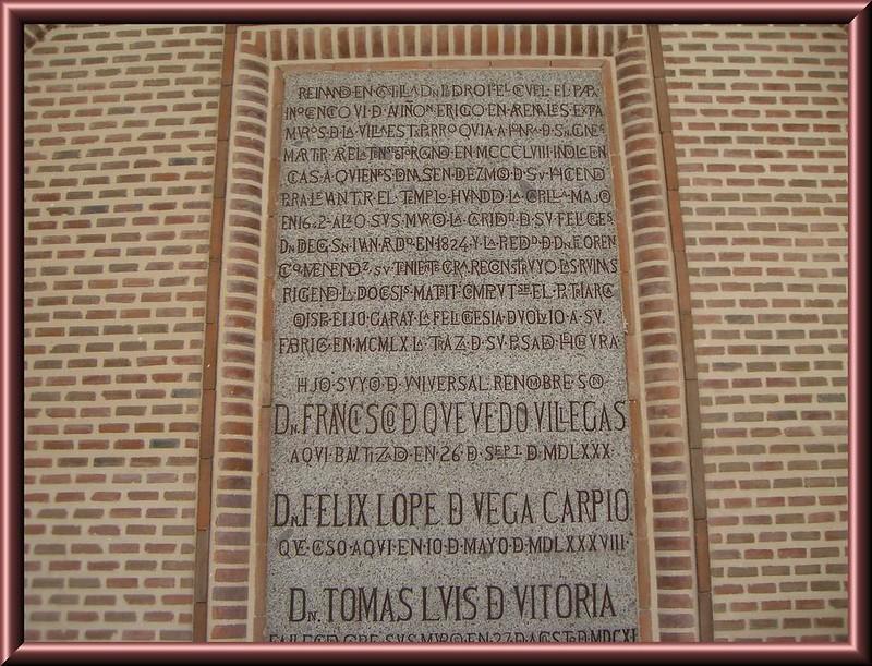 Parroquia de San Ginés (Madrid) España