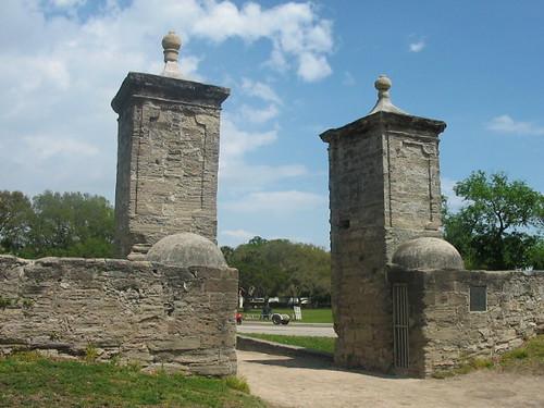 St. Augustine Gates