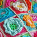 crochet pillows... by rose hip...